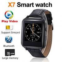 Умные смарт  часы Smart Watch X7 Black  , фото 1