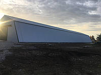 Будівництво Ангарів, Зерносховищ, Складів, Будівель промислового призначення під ключ +, фото 1