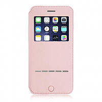 Чехол-книжка G-Case для Apple iPhone 8/7 Rose Gold (PC-002183)