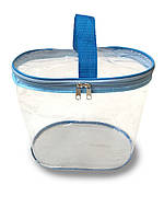 Косметичка Органайзер Mommy Bag- 24,5*22,5*16см - Синяя