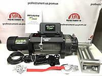 Лебедка Zubr 9500Lbs 12V Білорусь на джип, евакуатор, лафет, Offroad