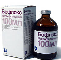 Бофлокс ( марбофлоксацин) 100мл Invesa *