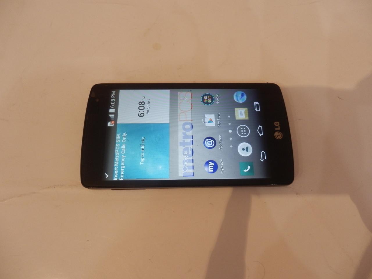 Мобильный телефон LG MS395 №5892