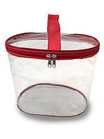 Косметичка Органайзер Mommy Bag - 24,5*22,5*16см - Красная