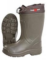 Зимние сапоги Torvi -60C, Торви. Ботинки для зимней рыбалки и охоты. Очень теплые и удобные.