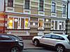 Светодиодное оформление фасада на Новый год
