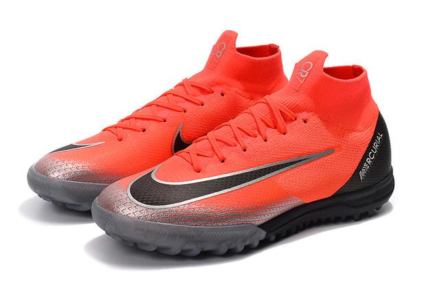 Футбольные сороконожки Nike Mercurial SuperflyX VI Elite TF