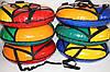 Тюбинг (санки-ватрушка) надувные диаметр 120 см ПВХ