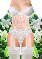 Фартук прикольный женский Белое белье (101750)