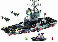 "Конструктор BRICK 826 ""Авианосец"""