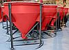 """Бадьи (бункера, емкости, тары) """"Рюмки""""  конусные объем 1 куб. м., фото 2"""