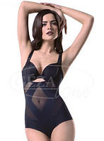 Корректирующее утягивающее белье Slim'n'Shape Diamond Bodysuit (комбидрес) Gezatone
