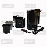 Кофеварка автомобильная с предохранителем COMPACT 12V. Удобная и незаменимая вещи для водителя.