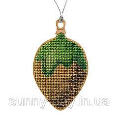 Набор для вышивания бисером по дереву FLK-062