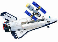 Конструктор Brick 514 космический корабль Шатл 593 деталей YNA