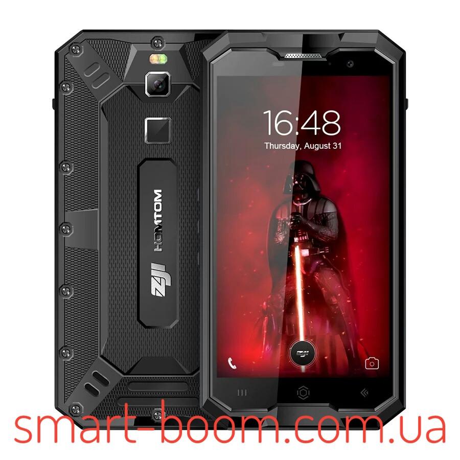 Cмартфон HomTom Zoji Z8 Black IP68 4 64Gb 4250 MAh 8 Ядер 2 Sim — в ... 0105ac7c8dced