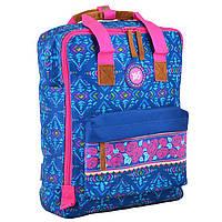 Рюкзак (ранец) школьный 1 Вересня Yes 555024 Folk ST-34 35,5*27*10,5см