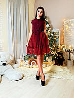 Женское нереально красивое платье с пышной юбкой, фото 1