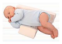 Подушка - ограничитель - позиционер  для детей Womar трикотаж