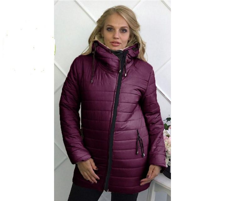 """Зимняя женская куртка """"Поларис"""""""