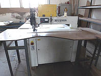 Ребросклеивающий станок Kuper FWJ-920 бу 2001г., фото 1