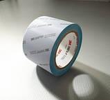 Односторонняя клейкая лента 3M™ ® 398 FR.Скотч на стеклотканевой основе. Огнеупорная., фото 2