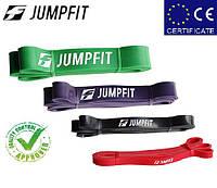 Резина для тренировок,резиновые петли JUMPFIT Pro комплект 4шт,эспандеры функциональные
