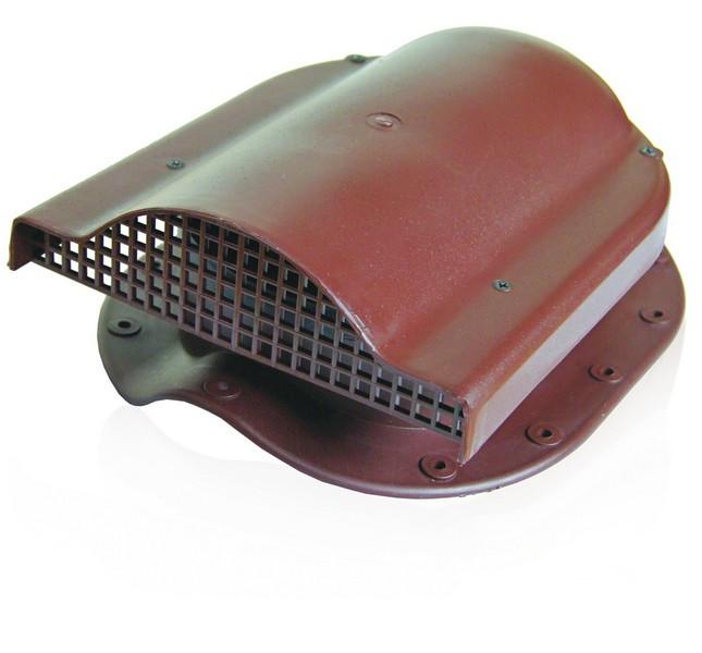 Аэратор Kronoplast WPBN для металлочерепицы высотой волны до 24мм кровельный вентиль