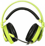Наушники Remax XII-G949 Gaming Headset LED Green (EARA18)