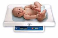 """Весы электронные для новорожденных  В1-15-""""Саша» (с автономным питанием)"""