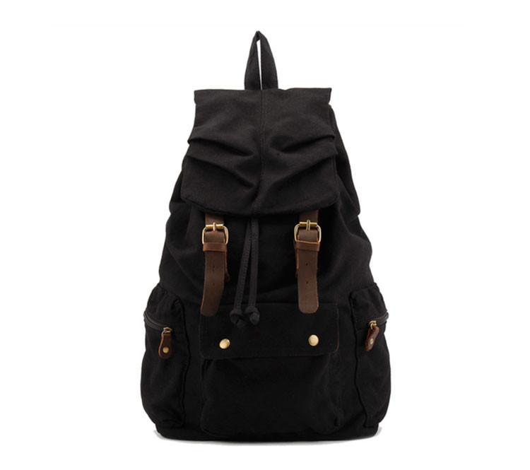 Городской рюкзак   черный, фото 1
