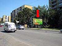 Билборды на ул. Минайская и др. улицах г. Ужгород