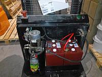 Замена тяговых аккумуляторных батарей на штабелерах