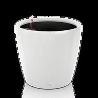 Умный вазон Classico LS 28 белый глянец