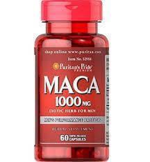 Puritan's Pride Мака Maca 1000 mg Exotic Herb for Men 60 caps