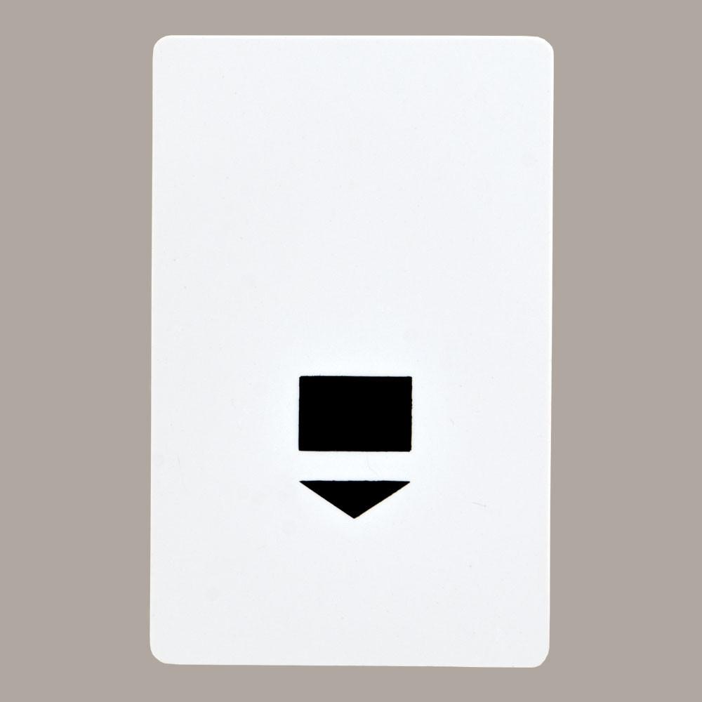 Карти для енергозберігаючого вимикача (5 шт.) LXL Oscar