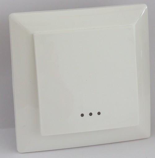 Вимикач з підсвічуванням LXL Ultra білий