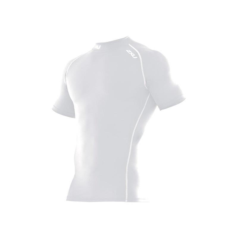 Мужская компрессионная 2XU футболка с коротким рукавом