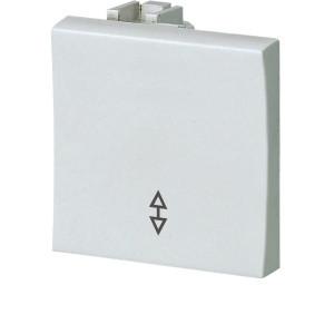 Модуль выключателя проходного LXL Sirius (размер 45х45)