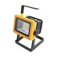 Ручной прожектор Bailong 204 Желтый (1161)
