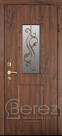 Уличные двери Ампир
