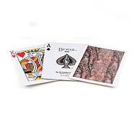 Карты для игры в покер USPCC Коричневые, КОД: 258514