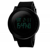Мужские часы Skmei 1258 Black