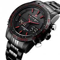 Мужские часы Naviforce 1212 Black