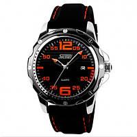 Мужские часы Skmei 1056 Черные