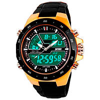 Мужские часы Skmei 1279 Orange
