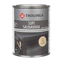 Тиккурила Супи Саунаваха защитный воск, 0,9 л