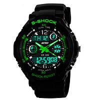 Мужские часы Skmei 1206 Black