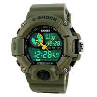 Мужские Часы Skmei 1029 Милитари