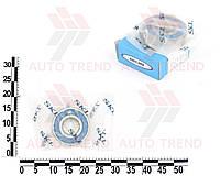 Подшипник привода электродвигателя вентилятора ВАЗ 2103-15, генератор ВАЗ 2110, ГАЗель перв. вал пер. опора (коленвал) (180203) | 180203(6203-2RS) |